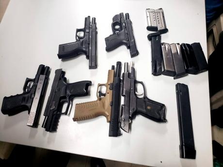 Guns are so central to Jamaica's murder rate that the authorities keep a list of Jamaica's 30 deadliest guns based on ballistic matches.