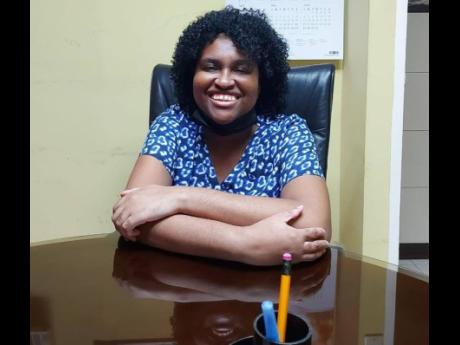 Tonica Williams has high hopes of securing the top spot in the 2021 Miss Blind Diva Empowerment Pageant.