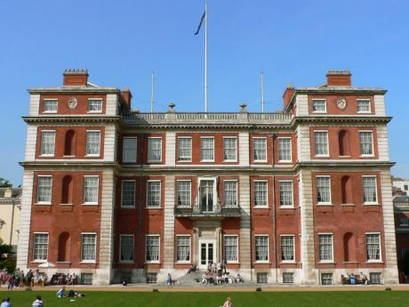 Marlborough House, in City of Westminster, London, the headquarters of the Commonwealth of Nations and the seat of the Commonwealth Secretariat.