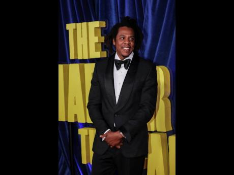 Jay-Z not only produces the film, the soundtrack features a new collaboration between the rapper and entreprenuer and Kid Cudi.