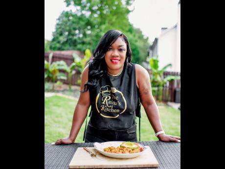 The Raina's Kitchen's Chef Raina Josephs is gearing up to release her cooking recipe e-book, 'Cooking with Raina'.