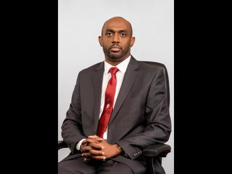 File  Wayne Robinson, senior deputy governor, Bank of Jamaica.