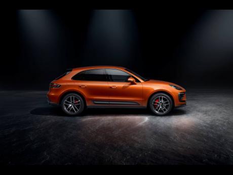 2022 Porsche Macan.2022 Porsche Macan.