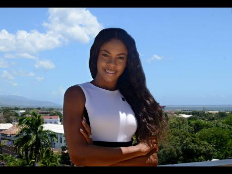 Julia Dixon, realtor and primary shareholder in the Sotheby's Jamaica realty firm.