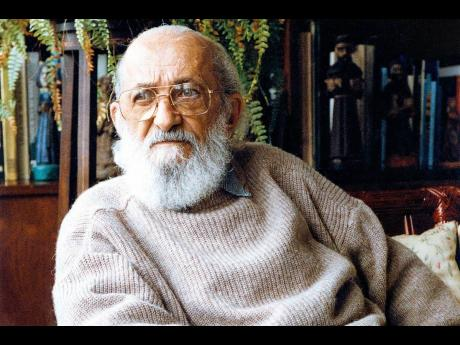 Paulo Freire, a master educator from Brazil who was born 33 years after the abolition of enslavement