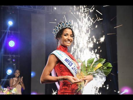 Newly-crowned Miss Jamaica World 2021 Khalia Hall will represent Jamaica at the 70th staging of the Miss World pageant in Puerto Rico.