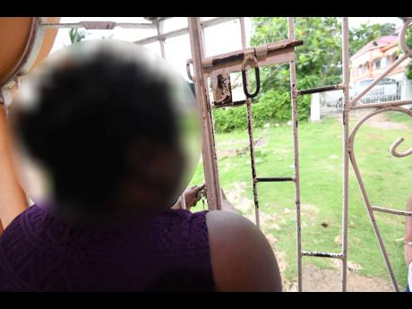 Alicia, a resident of Price Lane in Ewarton, St Catherine, shares her ordeal after being robbed at gunpoint at her home.
