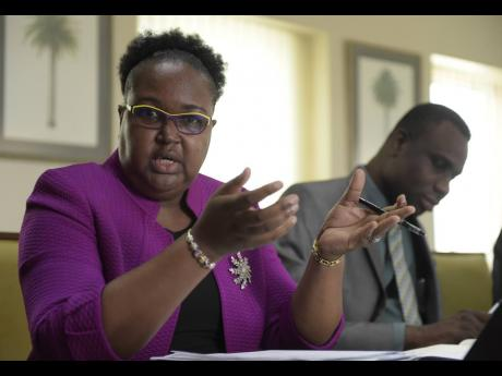 Grace McLean, acting permanent secretary, and Dean-Roy Bernard, the in-limbo permanent secretary, have been criticised in the auditor general's report for failing to safeguard taxpayers' money.