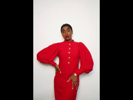 Before Daniel Craig took over Bond, Lashana Lynch says, she had had little relationship to the Bond films. But being invited to audition made her feel she was maybe entering the franchise at the right time.