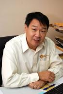 Warren Chung, CEO of Elite Diagnostics.