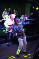 'Big Ship Captain' Freddie McGregor in performance with Stephen 'Cat' Coore at his  virtual concert.