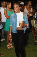 Arielle Beckles is in high spirits as she anticipates the electrifying performances.