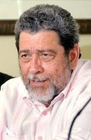 Dr Ralph Gonsalves.