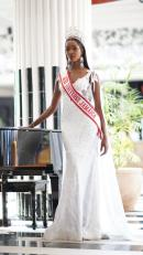 Miss Universe Jamaica 2020 Miqueal-Symone Williams made it to the top 10 of the Miss Universe competition on Sunday. Miss Universe Mexico Andrea Meza was named the new Miss Universe.