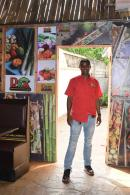 Chef Roland Henry officially turned the keys in the doors of his own eatery in Maverley, RKK Restaurant and Catering.
