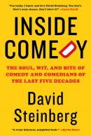 This cover image released by Knopf shows 'Inside Comedy: The Soul, Wit, and Bite of Comedy and Comedians of the Last Five Decades' by David Steinberg.